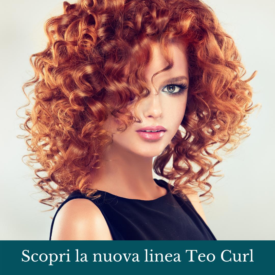 Scopri la nuova linea Teo Curl